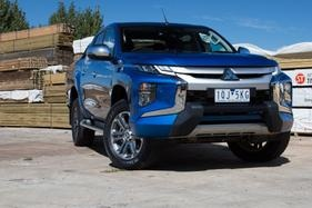 The 2019 Mitsubishi Triton is an impressive ute at an attractive price