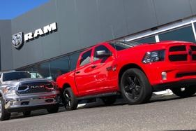 US pick-ups not experiencing the market downturn as sales surge