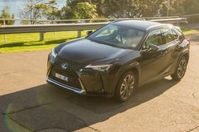 Review: What has the Lexus UX200 got that other small SUVs don't have?