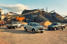 What will the Mazda BT-50 share with the D-Max and what will set it apart?
