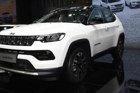 The 2022 Jeep Compass has been officially revealed