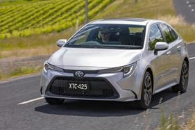 Toyota has worked its new-gen Corolla tricks on a new small sedan