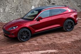 Aston Martin has revealed its crucial new DBX SUV
