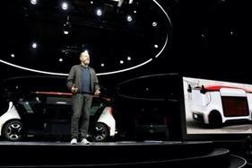 GM revealed a completely autonomous vehicle with no controls