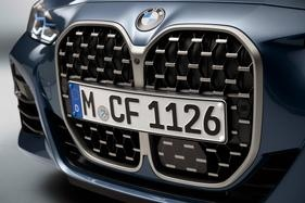 The evolution of the BMW grille in pictures
