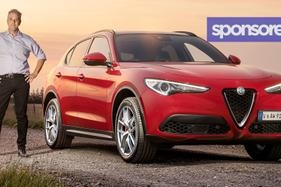 Potential buyers put the stylish Alfa Romeo Stelvio SUV to the test