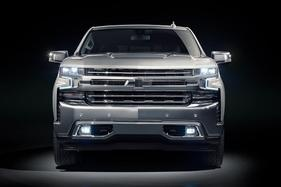 The Chevrolet Silverado 1500 will launch in March, to challenge Ram 1500