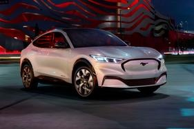 Ford Mustang electric car set for Australia