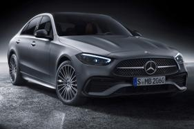Electric Mercedes C-Class has been revealed, but it's not due until after 2024