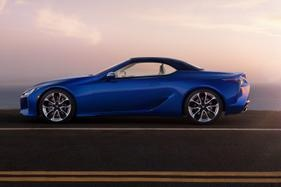 The tease is over, say hello to the Lexus LC500 Convertible