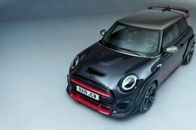 The new JCW GP is the hottest-ever Mini, but there's no maual option
