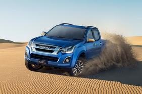 The current Isuzu D-Max may run out of stock, new one is on track