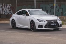 Review: The Lexus RC F is a performance coupe you don't want to miss