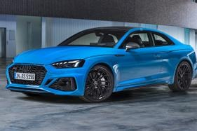 Audi has pulled the covers from its facelifted RS5 performers