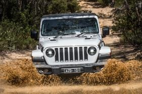 Fire risk sparks 2018-2019 Jeep Wrangler recall