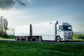 Hyundai has started delivering world-first hydrogen trucks