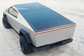 If you're into wedges on wheels, Tesla Cybertruck is coming to Oz