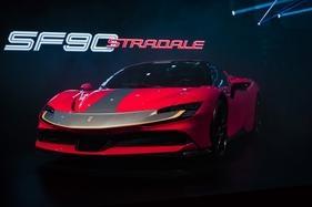 Ferrari's near million-dollar hybrid hypercar is now in Australia