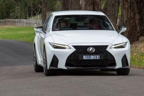 Is Lexus's facelifted sports sedan the perfect weekender?