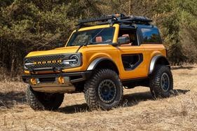 Ford reveals the Bronco Sport, set to rival the Toyota RAV4