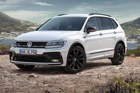 VW Tiguan Allspace Wolfsburg: Special-edition seven-seater due in June