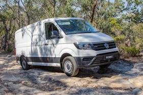 Is Volkswagen's new Crafter a new benchmark for large vans?