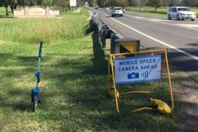 NSW State Opposition: Removing camera warning signs is about revenue