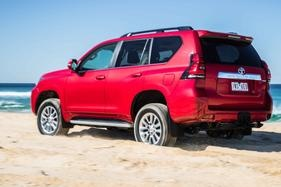 Manual Toyota Prado gets axed, but 2021 model gains new tech and power