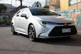Review: The new Toyota Corolla sedan is now a little more upmarket