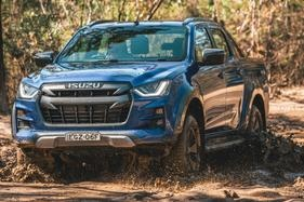 Isuzu D-Max production has fired back up again after temporary shutdown