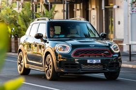 Review: Mini's Coutryman JCW has been given a hot going-over