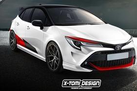 Trademark register hints at Toyota Gazoo C-HR and Corolla