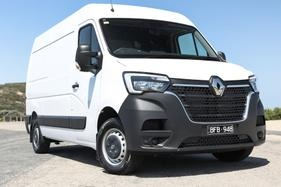 The 2020 Renault Master is due in Aus in March, specs and pricing here