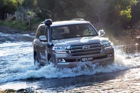 Big boys, like the Patrol and Ram 1500, in high demand as people holiday at home