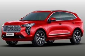 This new Chinese mid-size SUV offers advanced tech for small SUV money