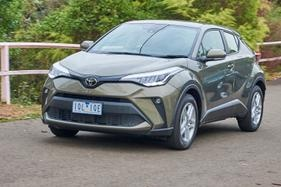 Review: Toyota C-HR gets an update; how does the entry-level model stack up?