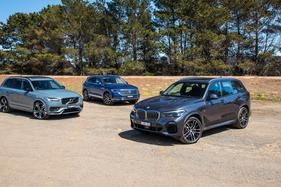 Here are the finalists and winner of the 2020 Large Luxury SUV of the Year