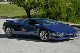 RM Sotheby's lists a rare 1993 Cizeta V16T at $600k to $750k