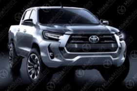 Toyota factory has got back to work and the new HiLux is back on