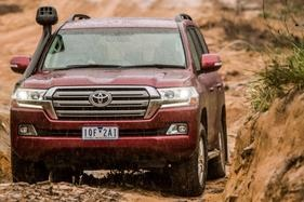 How has this Toyota reigned supreme in the 4x4 world for so many years?