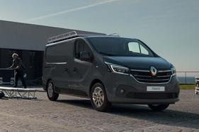 At long last, van buyers can now get the Renault Trafic with an auto