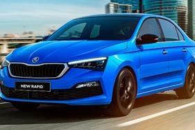 Skoda has revealed its new-gen Rapid small car in Russia