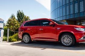 Pricing: Mitsubishi Outlander PHEV update hits Australia