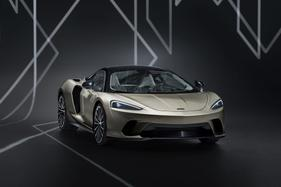McLaren Special Operations has given the GT a tasteful makeover for Pebble Beach