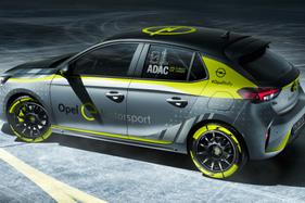 World's first factory-backed electric rally car, the 2020 Opel Corsa-e Rally unveiled
