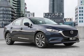 The Mazda 6 has aged, but can a turbo petrol engine keep buyers interested?