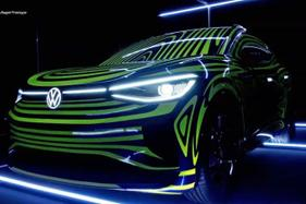 Volkswagen teases another electric concept at Frankfurt, the ID.4