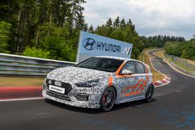 A hotter, lighter Hyundai i30 N is coming to the Frankfurt motor show this year