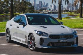 REVIEW: Take a powerful sedan and add some noise, you get this Kia Stinger GT