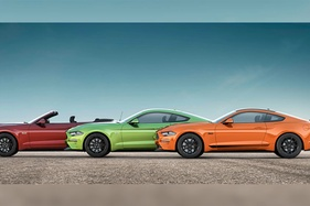 Colourful 2020 Ford Mustang revealed, here in November